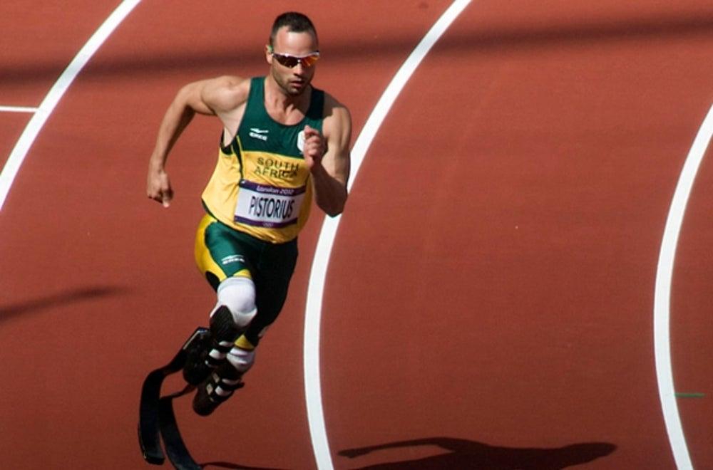 1. Oscar Pistorius