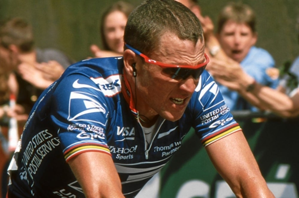 3. Lance Armstrong