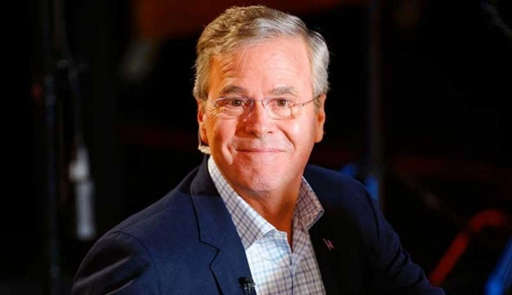 2. Jeb Bush