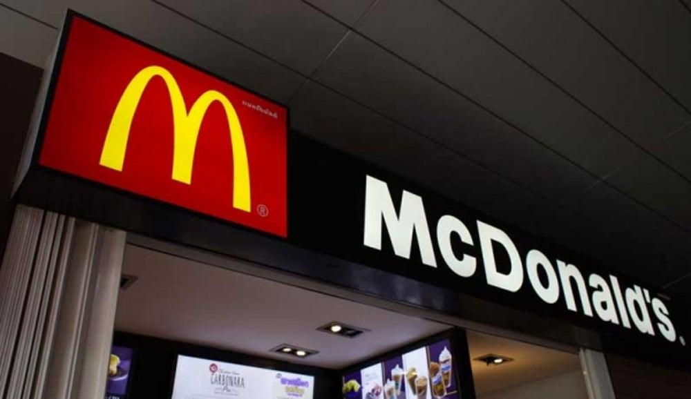 6. McDonalds