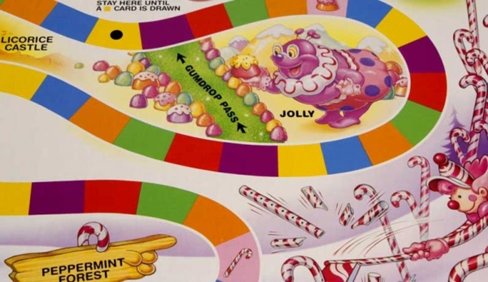 7. Candy Land