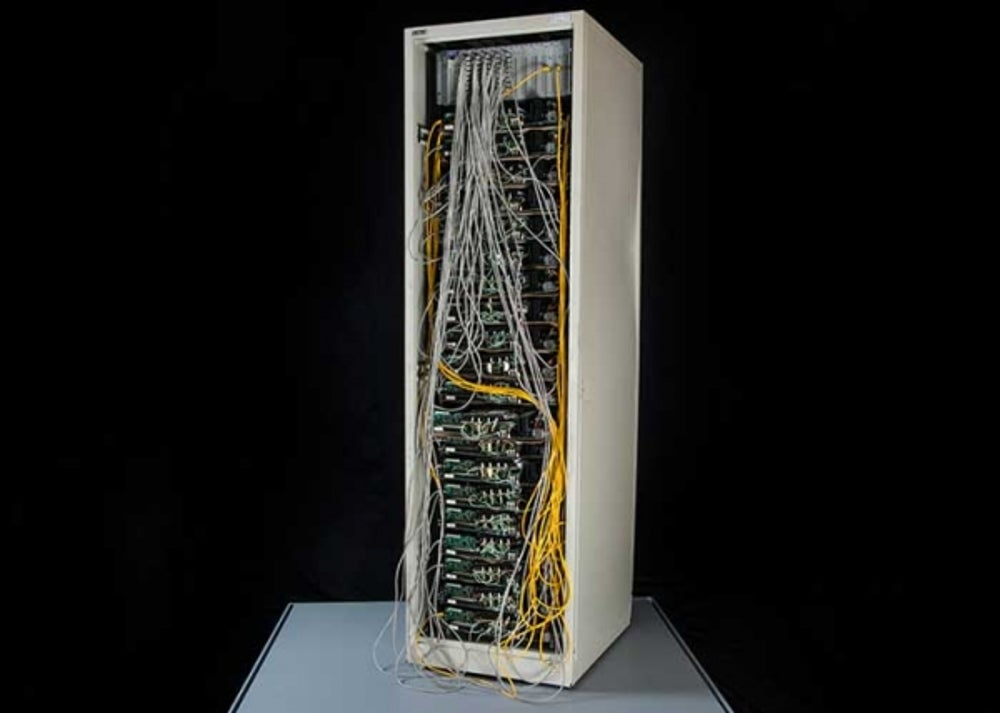 2. An early Google server