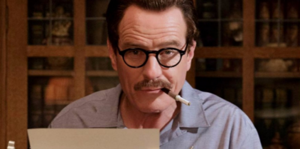 From Trumbo: Have the courage of your convictions.