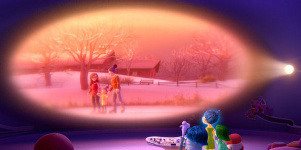 From Inside Out: Learn to listen.