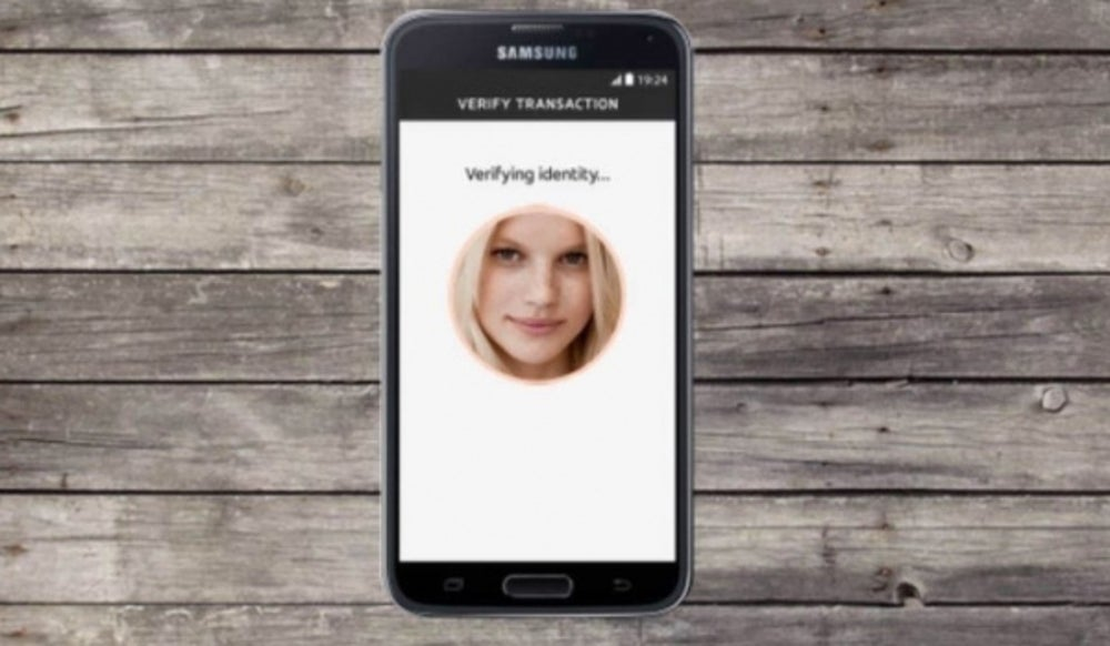 Identity verification on your smartphone will happen with a fingerprint or a selfie.