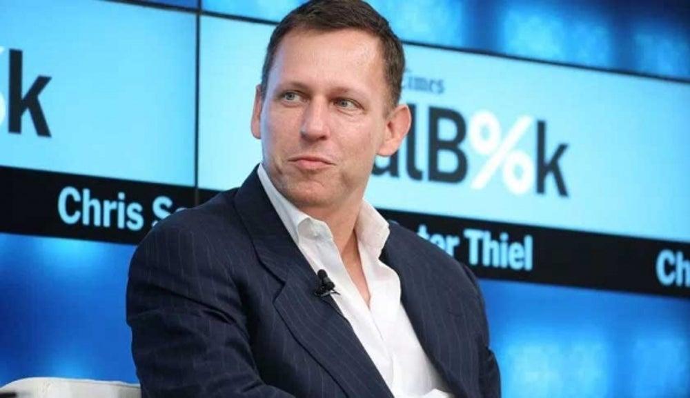 1. Peter Thiel