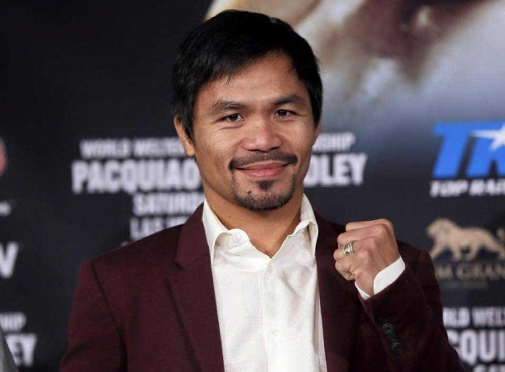 6. Manny Pacquiao
