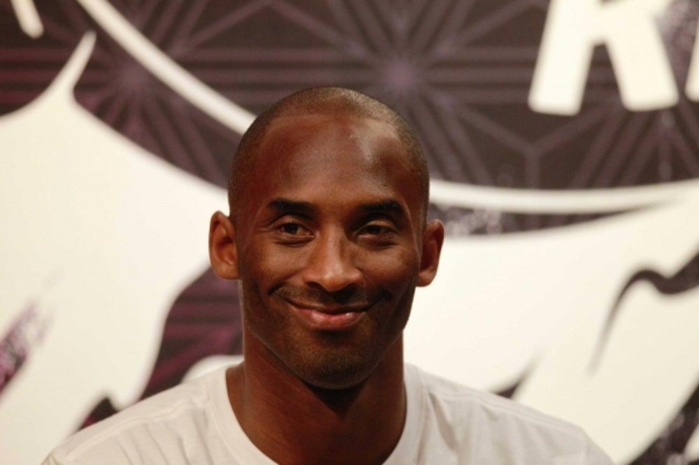 2. Kobe Bryant