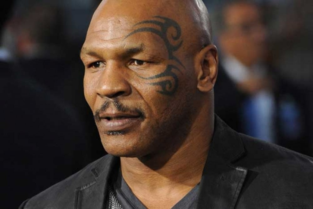 4. Mike Tyson