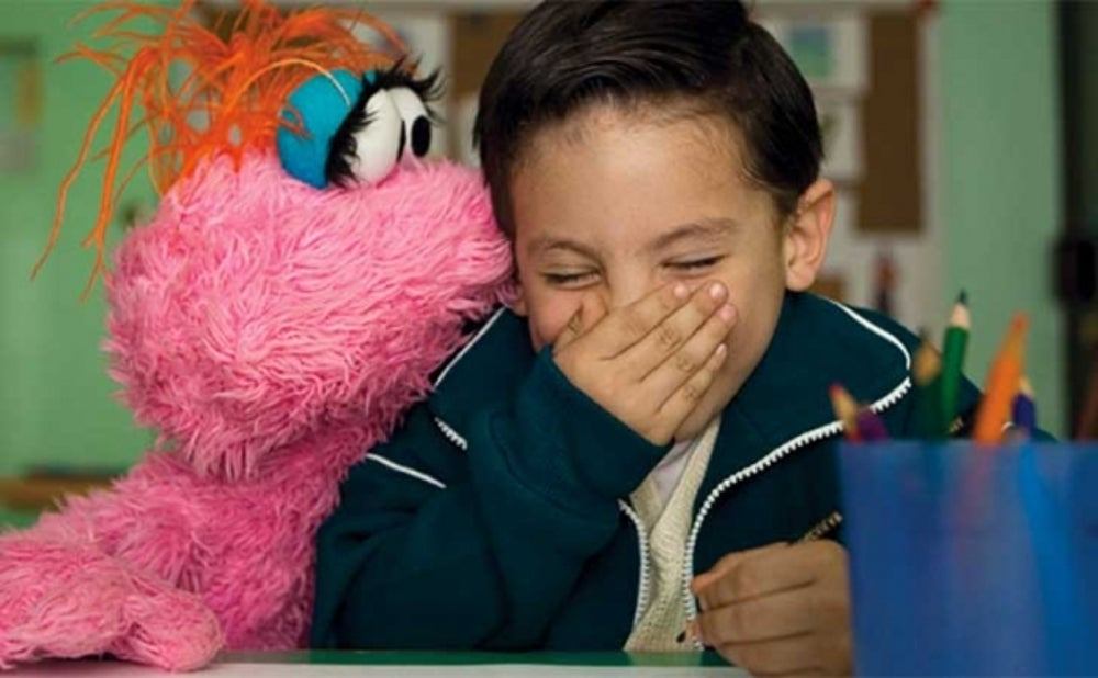2. Sesame Workshop