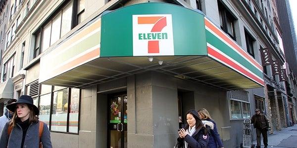 6. 7-Eleven