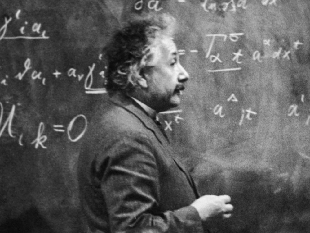 Einstein died because he said no to life-saving surgery.