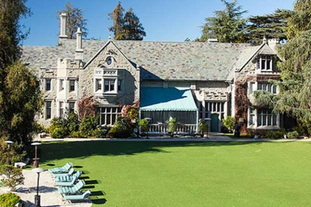 3. The Playboy Mansion