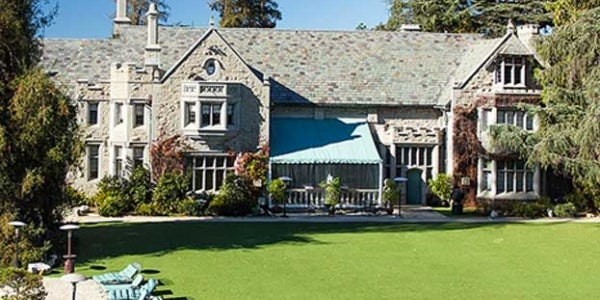 3. The Playboy Mansion