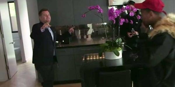 5. The James Corden Show