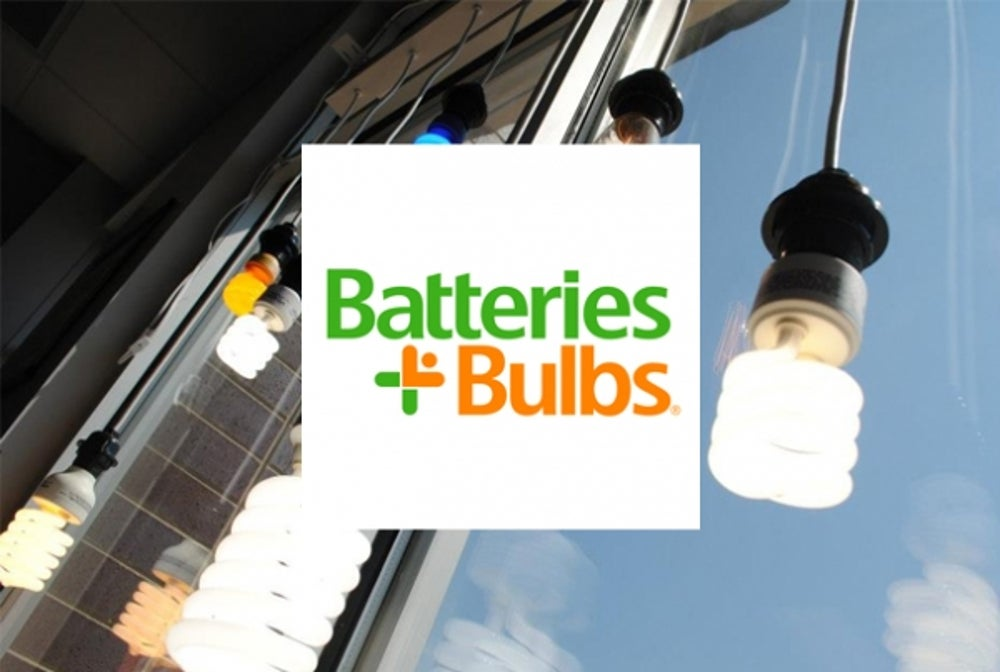 "10. <a href=""http://www.entrepreneur.com/franchises/batteriesplusbulbs/282124"">Batteries Plus Bulbs</a>"