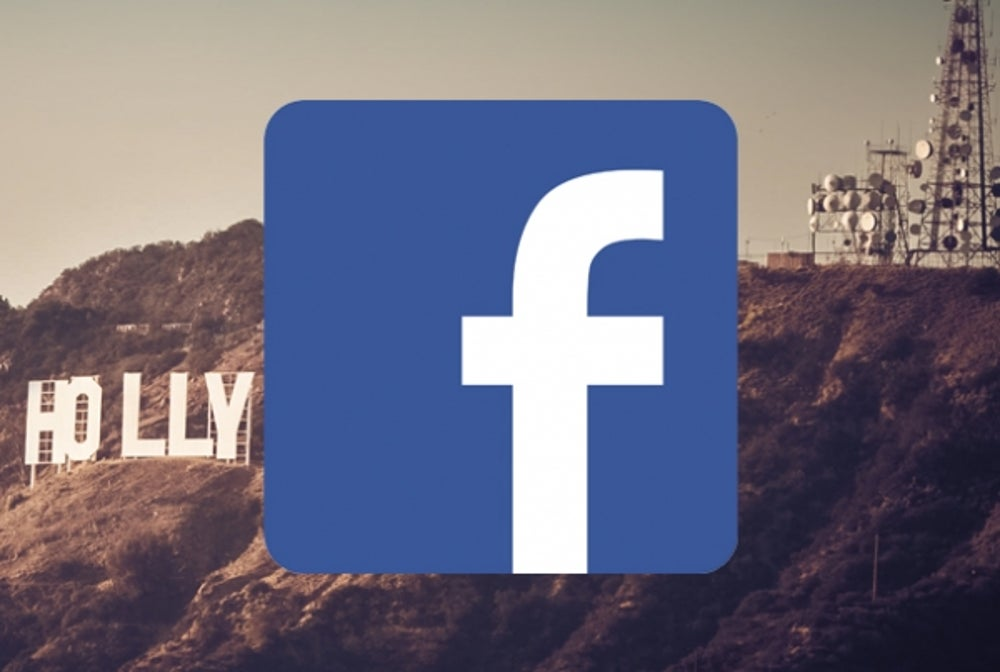 4. Facebook: Blame it on Hollywood.