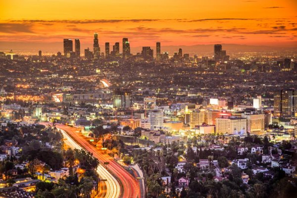 8. Los Angeles