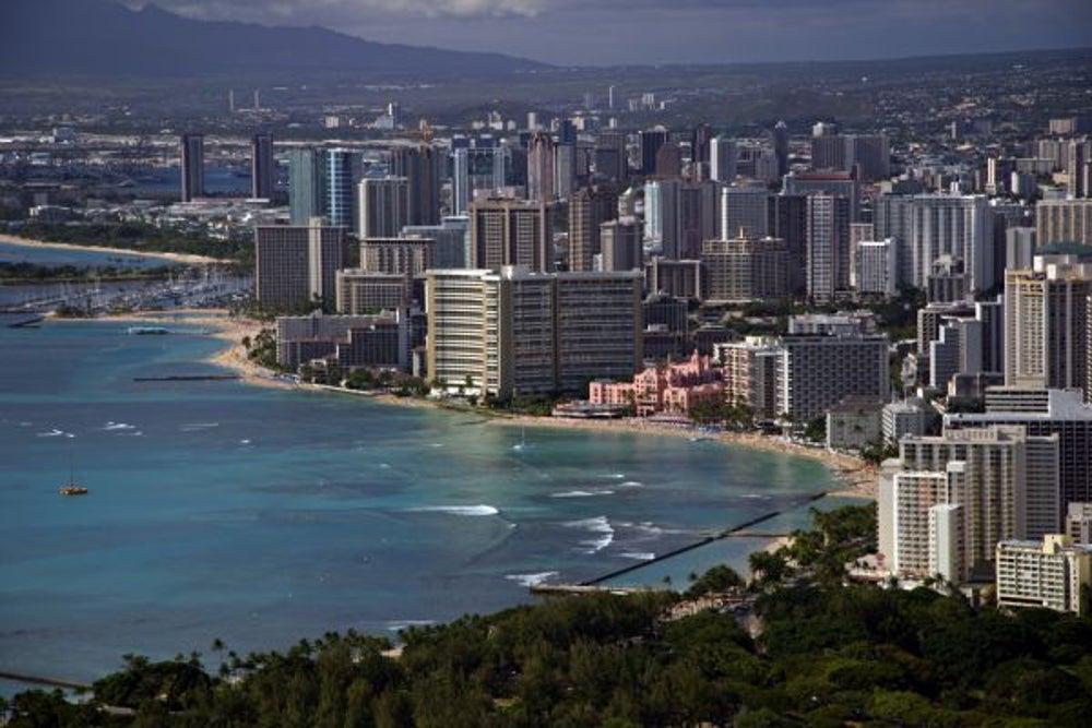 7. Honolulu