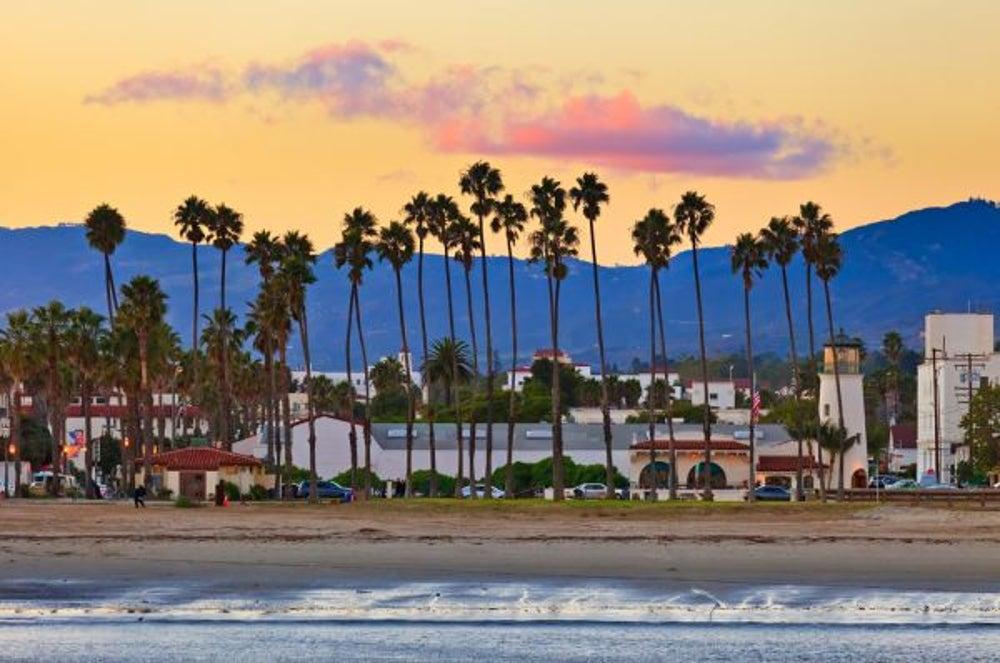 6. Santa Barbara, Calif.