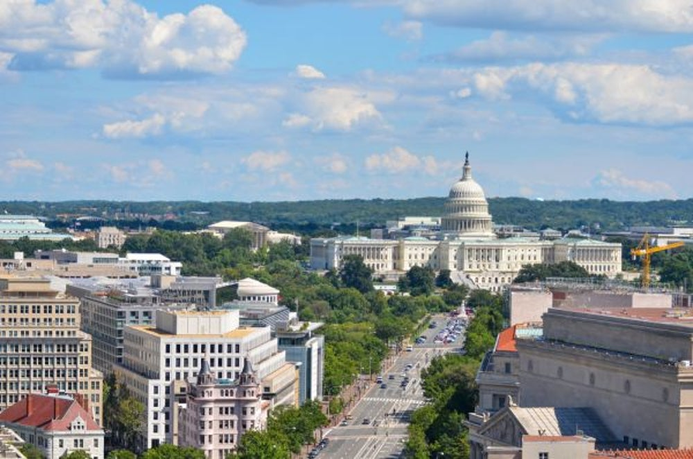 5. Washington, D.C.