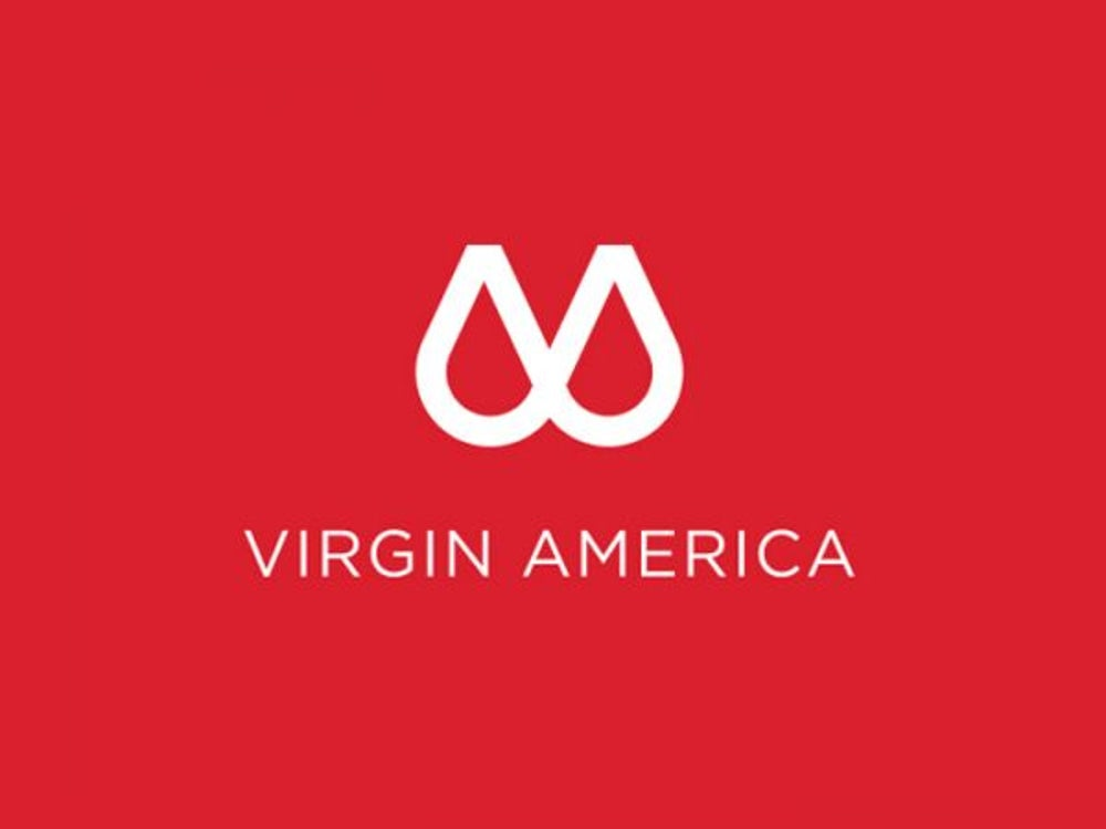 2. Virgin: Bra Logo