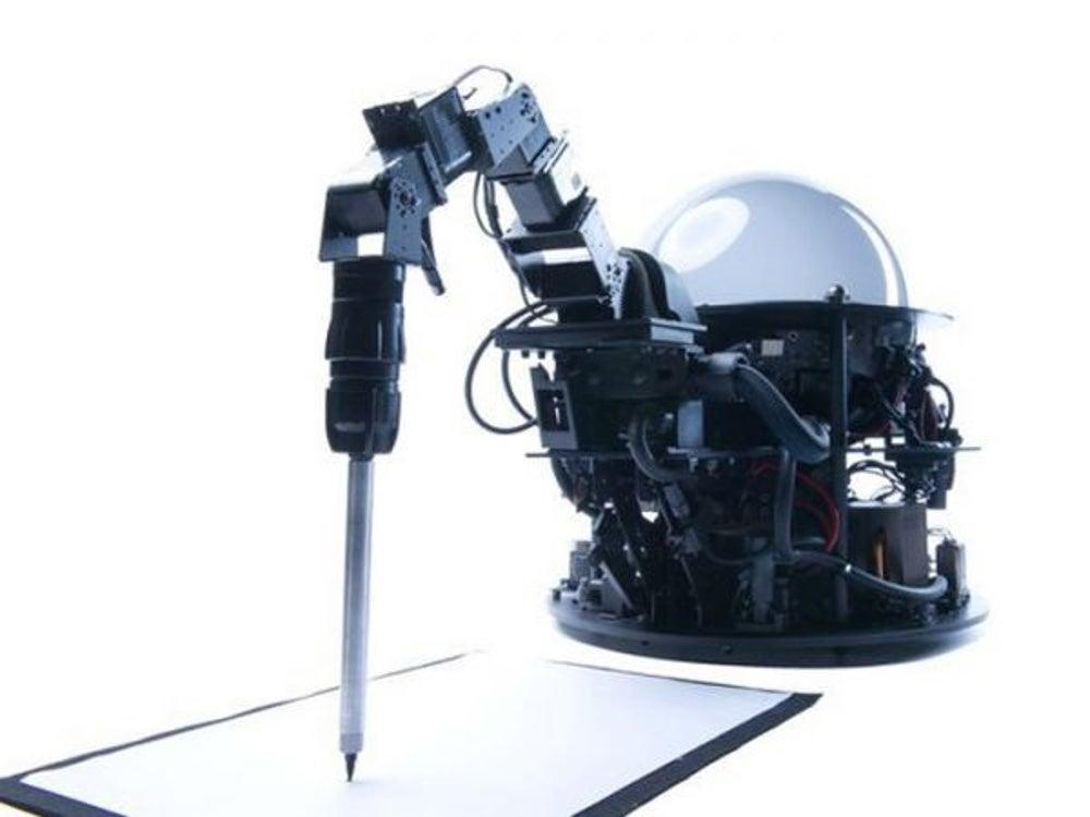 4. McCann Erickson Japan: Robot boss