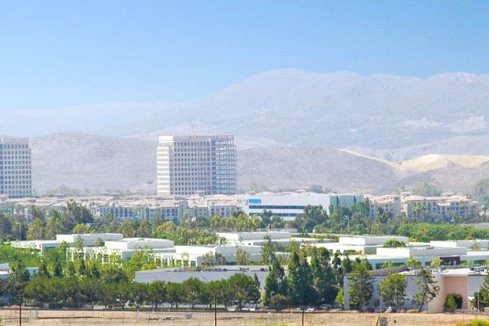3. Irvine, Calif.