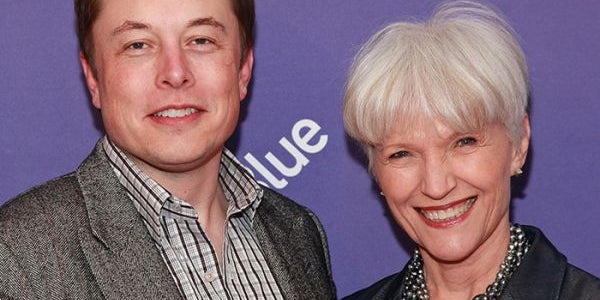 Musk hails from an adventurous family.