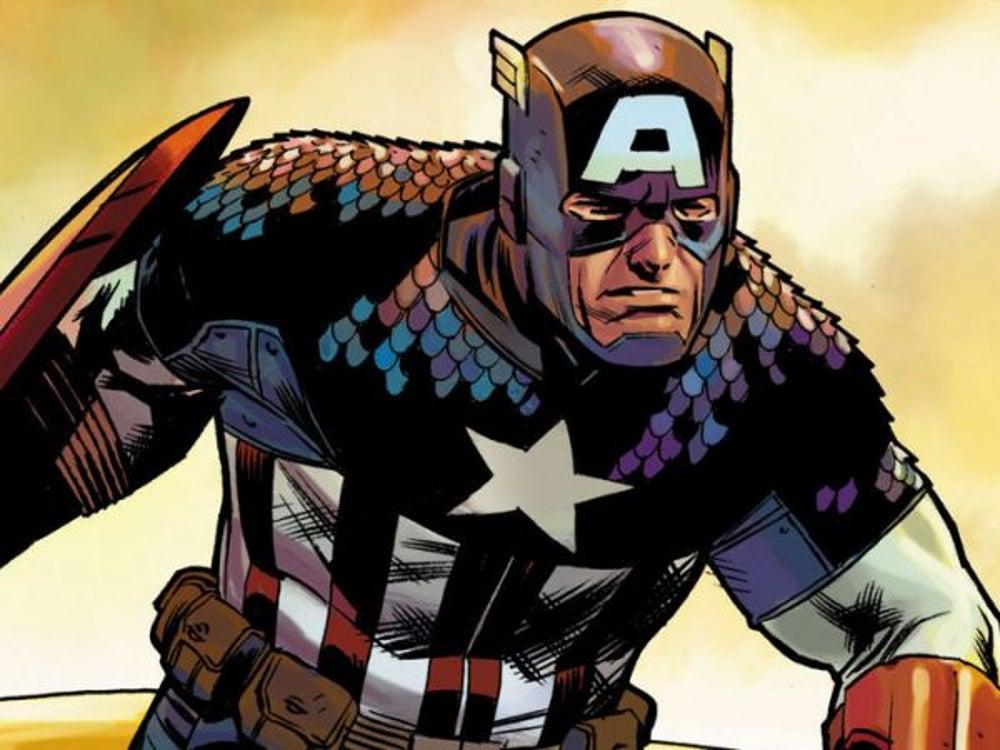 Captain America: Inspire.