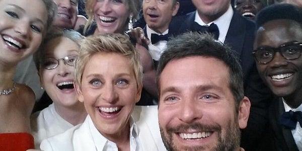 Ellen and the Oscars