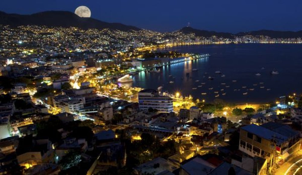 Acapulco, Mexico: 104.73 murders per 100,000 people