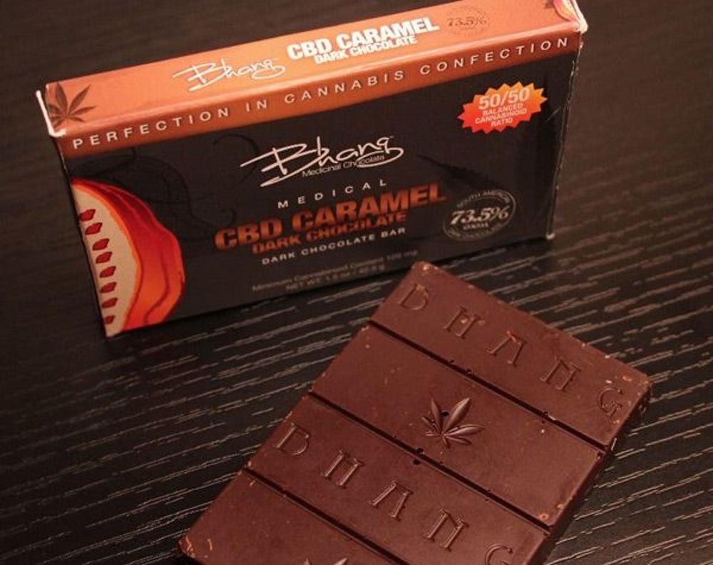 Bhang Chocolate