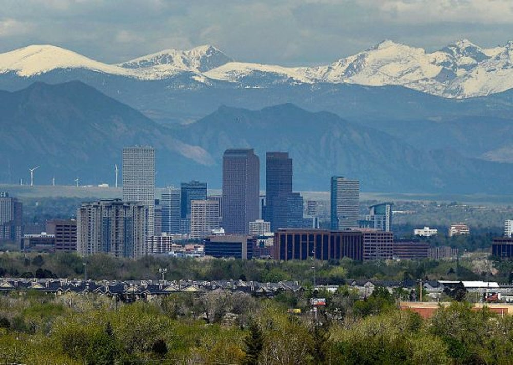6. Denver, Colorado