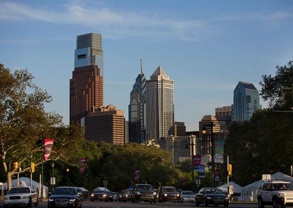 5. Philadelphia, Pennsylvania