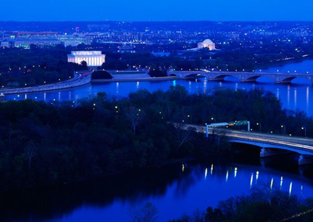 3. Washington, DC