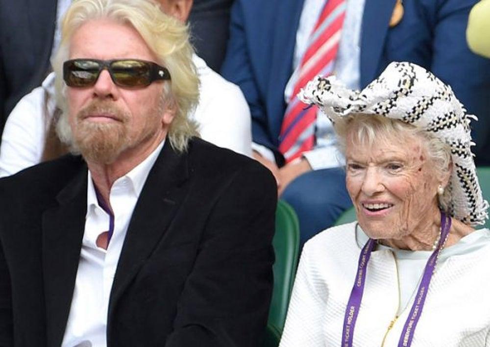 2. Eve Branson: One helluva grand dame
