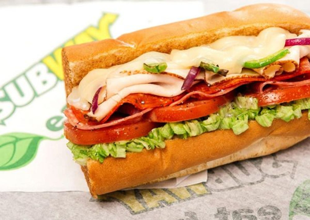 1. Subway