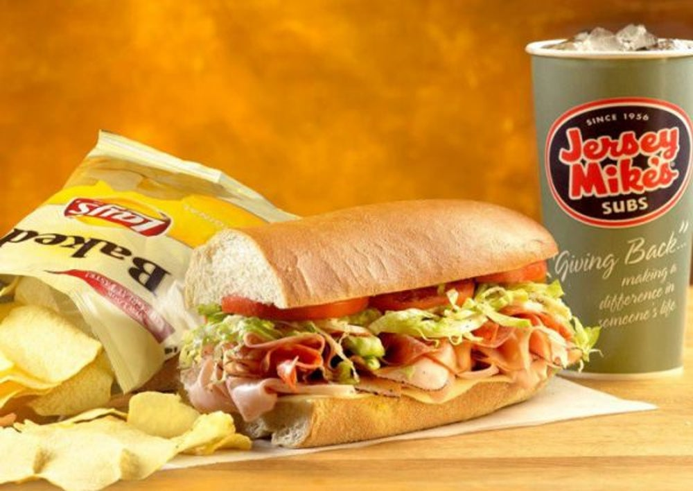 3. Jersey Mike's Subs