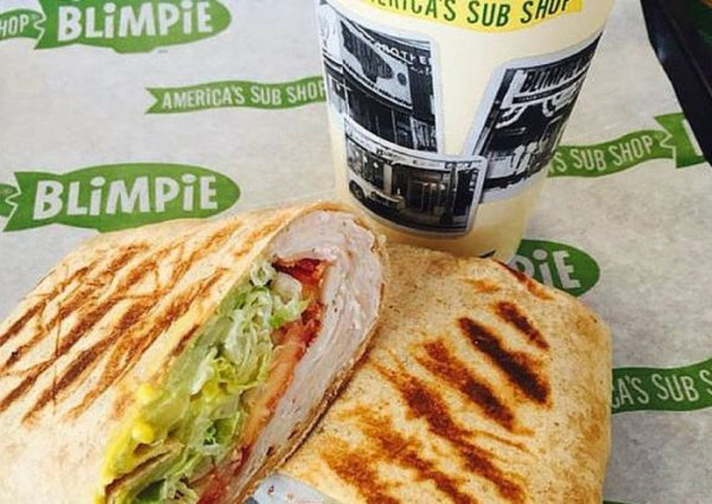 5. Blimpie Subs and Salads