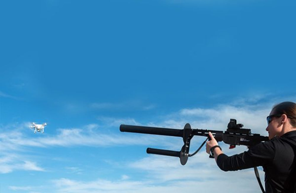 3. The Battelle DroneDefender