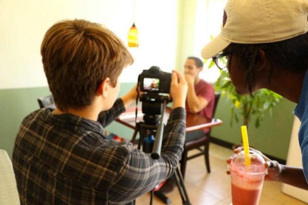 Inspiring Filmmakers