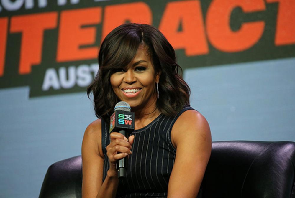 5. Michelle Obama