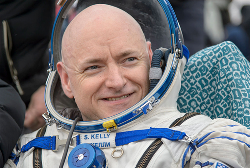 6. Scott Kelly