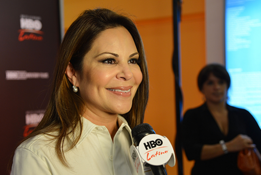 Nely Galan of Galan Entertainment
