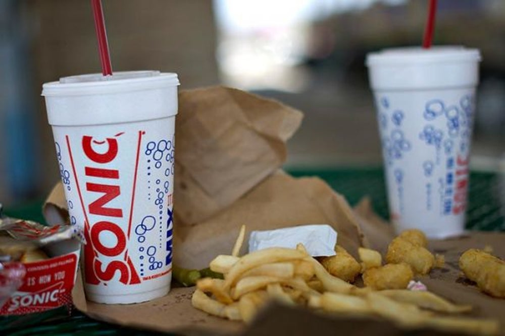 4. Sonic Drive-In