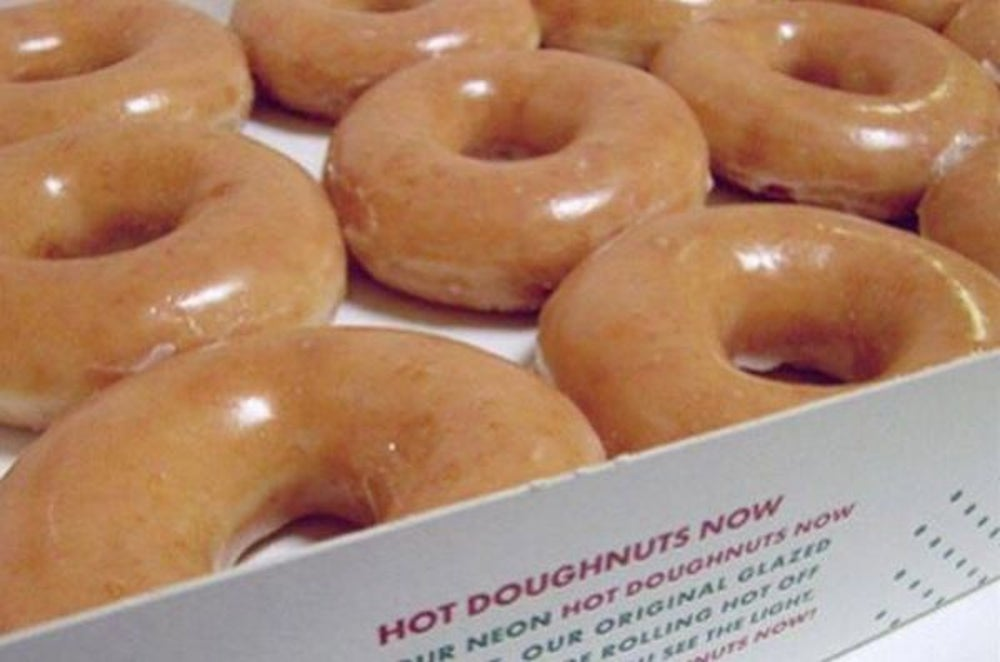 2. Krispy Kreme Doughnut Corp.