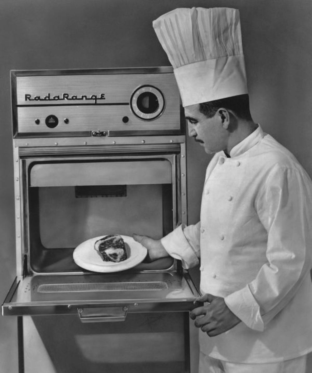 2. Microwave ovens