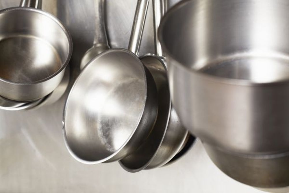 5. Stainless Steel