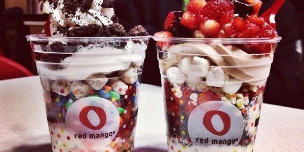 5. Red Mango